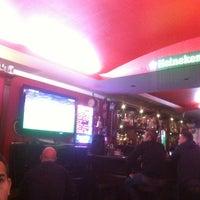 Photo taken at Cork's Irish Pub by Armin on 4/3/2013