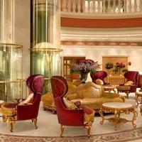 Снимок сделан в Премьер Палас Отель пользователем Даша Ф. 6/17/2014