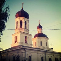 Photo taken at Знаменская церковь by Alexey K. on 9/8/2013