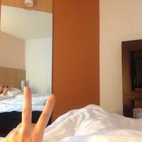 Photo taken at Ibis Hotel by Benjamin on 12/25/2012