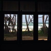 Photo taken at Koggala Beach Hotel by Irina M. on 10/6/2014