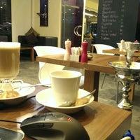Photo taken at Nofara Café by Misbah A. on 10/15/2013