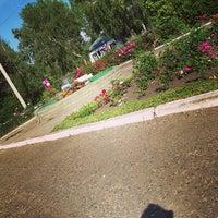 Photo taken at Розария 🌹 by Valeri🍒 S. on 7/18/2013
