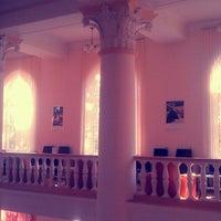 Photo taken at America Borboru (American Corner Bishkek) 2nd floor of the Bayalinov Library by Elvira T. on 11/15/2013