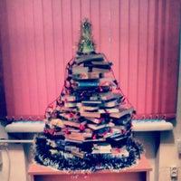 Photo taken at America Borboru (American Corner Bishkek) 2nd floor of the Bayalinov Library by Elvira T. on 12/17/2013