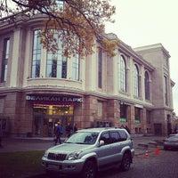 Photo taken at Velikan Park Cinema by Alex on 10/9/2013