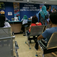 Photo taken at PTPTN One Stop Centre by Angie ✌. on 12/30/2016