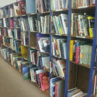 Photo taken at Edward McKay Used Books & More by DC B. on 11/11/2012