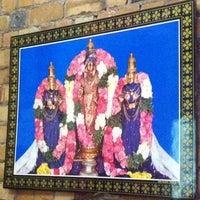 Photo taken at Satya South Indian Restaurant by Tatiana C. on 3/17/2013