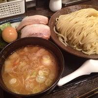 Photo taken at 三ツ矢堂製麺 武蔵小山店 by Masayuki T. on 1/26/2013
