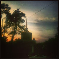 Снимок сделан в Александровский сад пользователем Aaron G. 5/29/2013
