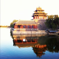 Photo taken at Forbidden City (Palace Museum) by Lorenzo F. on 10/3/2012