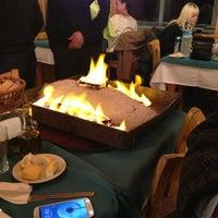 1/15/2013 tarihinde Mahmutziyaretçi tarafından Ümit Restaurant'de çekilen fotoğraf