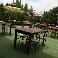 5/16/2013 tarihinde Mahmutziyaretçi tarafından Tire Total Restaurant'de çekilen fotoğraf