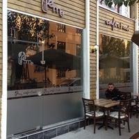 Photo taken at Lifeme Cafe & Food by Mahmut on 11/9/2013