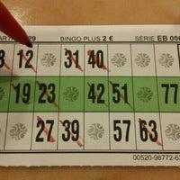 Photo taken at Bingo Salou by Esteve G. on 1/8/2016