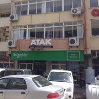 Photo taken at Atak Elektrik Mühendislik Otomasyon San. ve Tic. Ltd. Şti./İZMİR by Cemal AKPINAR on 6/26/2014