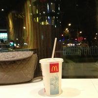 Photo taken at McDonald's by Kholodkova Y. on 1/7/2013