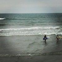 Photo taken at Oceanside Harbor N Jetty by Avi G. on 6/14/2013