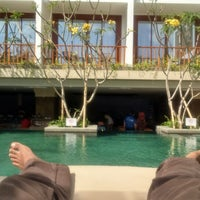 Photo taken at Grand Zuri Hotels by Bayu S. on 8/28/2014
