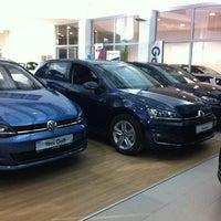 Photo taken at Volkswagen Lena Otomotiv by Ali Ç. on 1/16/2013