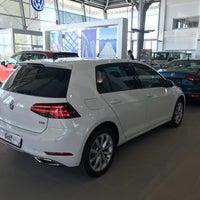 Photo taken at Volkswagen Lena Otomotiv by Ali Ç. on 12/16/2017