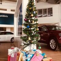 Photo taken at Volkswagen Lena Otomotiv by Ali Ç. on 12/22/2017