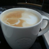 Photo taken at Starbucks by Eleonora K. on 2/1/2013