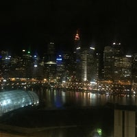 Photo taken at Novotel Sydney On Darling Harbour by Kenneth on 3/1/2017