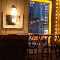 Снимок сделан в Any.pasta.pizza.bar пользователем Tatiana E. 11/28/2012