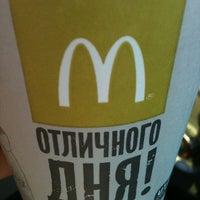 5/10/2013 tarihinde Анна Ч.ziyaretçi tarafından McDonald's'de çekilen fotoğraf