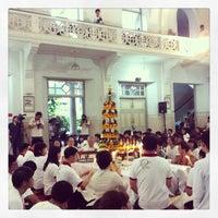 Photo taken at Chakrabongse Building by Tanat T. on 6/15/2013