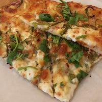 Photo taken at Arizmendi Bakery Panaderia & Pizzeria by Gregarious N. on 5/2/2015