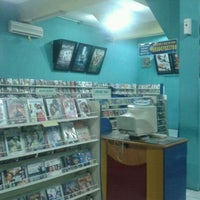 Photo taken at Movietime (moved from jJl Honggowongso) by sharzjn o. on 10/28/2011