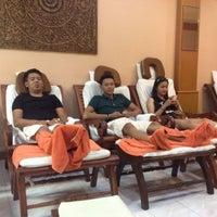 Photo taken at Herbs Massage by Erwan on 3/9/2013