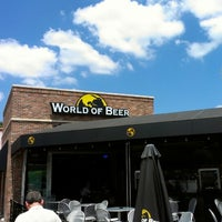 Photo taken at World of Beer by Ian C. on 5/15/2013