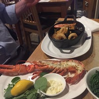 Photo taken at Loch Fyne Restaurant by Penny on 1/9/2017