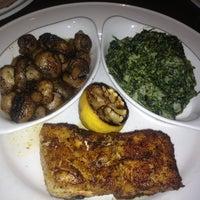 Photo taken at Stonewood Grille & Tavern by Vanessa on 1/15/2013