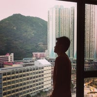 Photo taken at Crowne Plaza Hong Kong Kowloon East by Richar T. on 12/30/2012