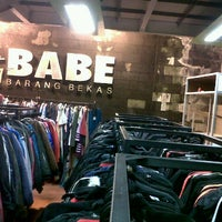 Photo taken at BABE - Barang Bekas by Irham A. on 3/23/2013