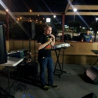 Photo taken at Mister Tramps Sports Pub and Café by Andrew B. on 6/9/2013