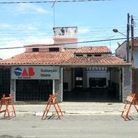 Photo taken at OAB Ibiuna by Rodrigo M. on 4/27/2013