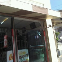 Photo taken at Padaria Arte E Pao Vila Re by Danilo M. on 12/4/2012
