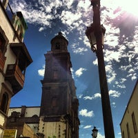 Photo taken at Calle Obispo Codina by Francisco on 10/17/2012