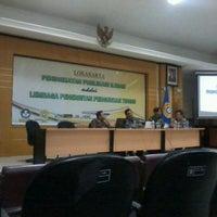 Photo taken at Gedung Rektorat Universitas Trunojoyo by maz echo on 10/3/2012