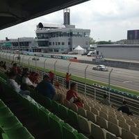 Photo taken at Formula One Paddock Club™ - Sepang International Circuit by Nasir on 3/24/2013
