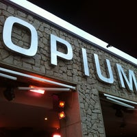 Photo taken at Opium by Hartmann on 2/17/2013