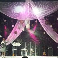 Photo taken at Comunidad Cristiana de México: Mega CCM by Hellka Gloria S. on 10/11/2013