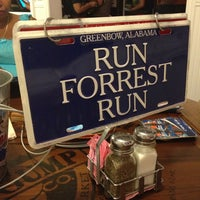 Photo taken at Bubba Gump Shrimp Co. by terricka H. on 5/26/2013