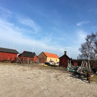 Photo taken at Skanörs Hamn by fdqps on 3/27/2016